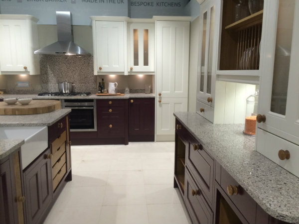 Traditional Bespoke Linda Barker Collection Kitchen