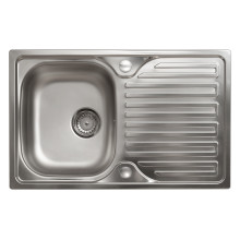 500x800 Loxley 1.0 Bowl RVS S/Steel