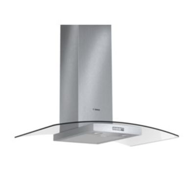 Bosch H638xW900xD540 Chimney Cooker Hood - Stainless Steel