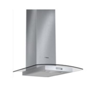 Bosch H638xW600xD540 Chimney Cooker Hood - Stainless Steel