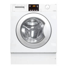 CDA H825xW595xD535 Fully Integrated Condenser Washer Dryer (6kg)