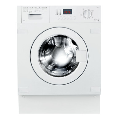 CDA H820xW596xD550 Fully Integrated Condenser Washer Dryer (7kg)