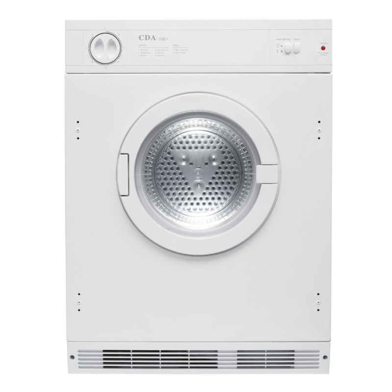 CDA H865xW596xD545 Fully Integrated Vented Dryer (7kg) primary image
