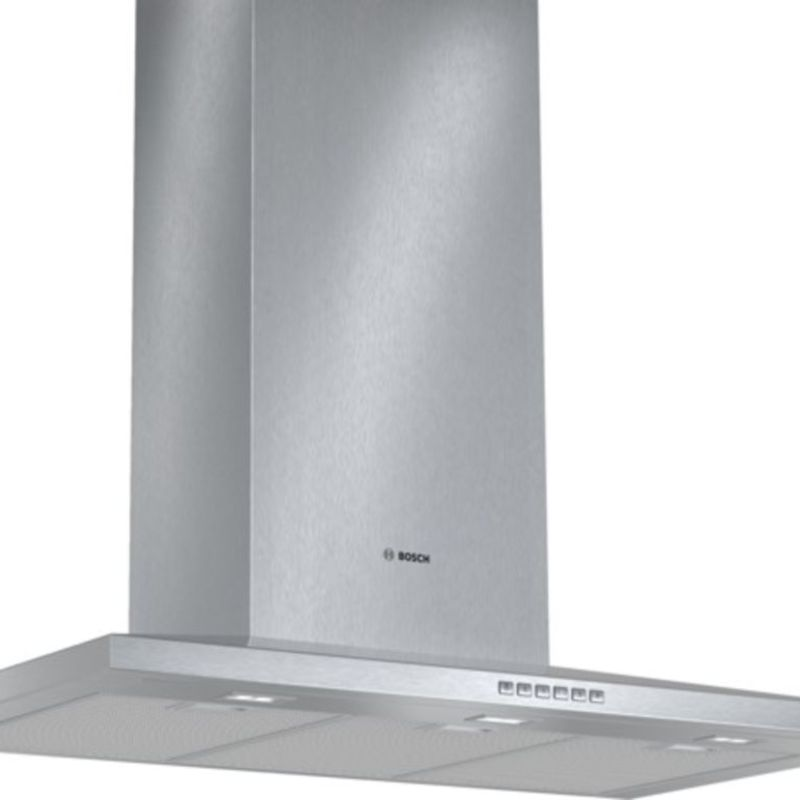 Bosch H674xW900xD500 Chimney Cooker Hood - Stainless Steel primary image