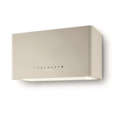 Faber H320xW598xD400 Thalia Wall-mounted Cooker Hood - Cream