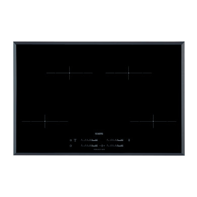 AEG H50xW780xD520 Induction 4 Zone Hob