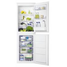 Zanussi H1772xW540xD547 50/50 Integrated Fridge Freezer