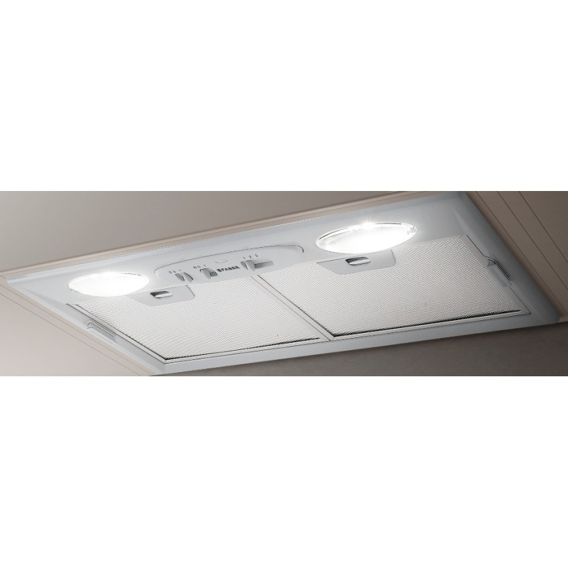 Faber H174xW702xD284  Inca Smart C GR Canopy Hood - Grey primary image
