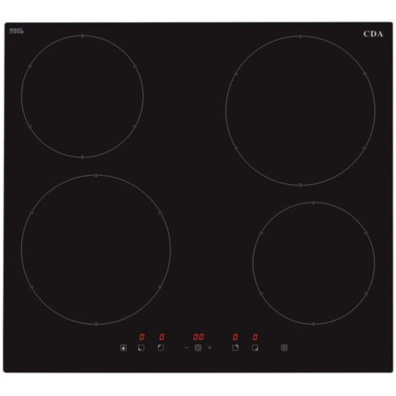 CDA  H55xW576xD518 4 Zone Induction Hob primary image