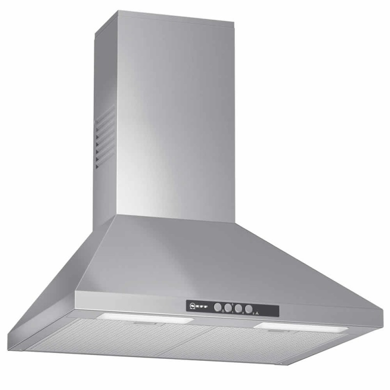 Neff H799xW600xD500 Chimney Cooker Hood - Stainless Steel primary image