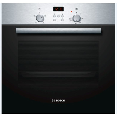 Bosch H595xW595xD548 Single Fan Oven