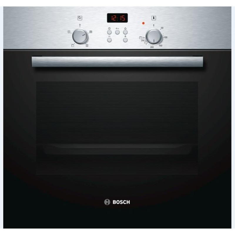 Bosch H595xW595xD548 Single Fan Oven primary image