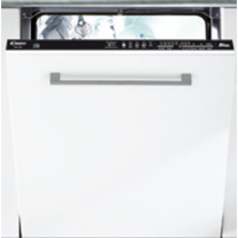 Candy H898xW597xD550 Fully Integrated Dishwasher - CDI 1L38-80 primary image
