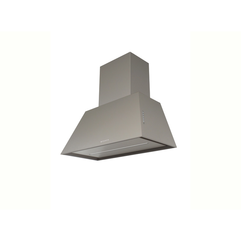 Faber H320xW700xD350 Chloe Wall Mounted Cooker Hood - Country Grey Matt primary image
