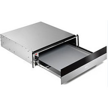 AEG H140xW594XD535 Stainless Steel with Black Glass Warming Drawer