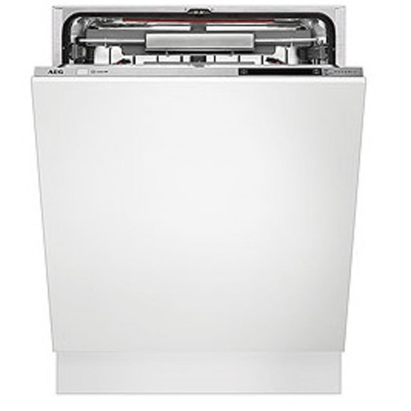 AEG H818xW596xD550 Fully Integrated Dishwasher with Comfort Lift primary image