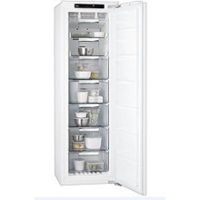 AEG H1768xW556xD549 Intergrated Tower Freezer