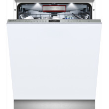 Neff H815xW598xD550 Fully Integrated Dishwasher-Door Open Assist