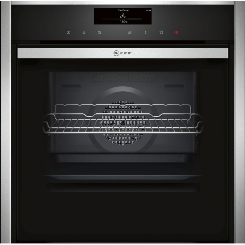 neff h595xw596xd548 combination steam oven wren kitchens. Black Bedroom Furniture Sets. Home Design Ideas
