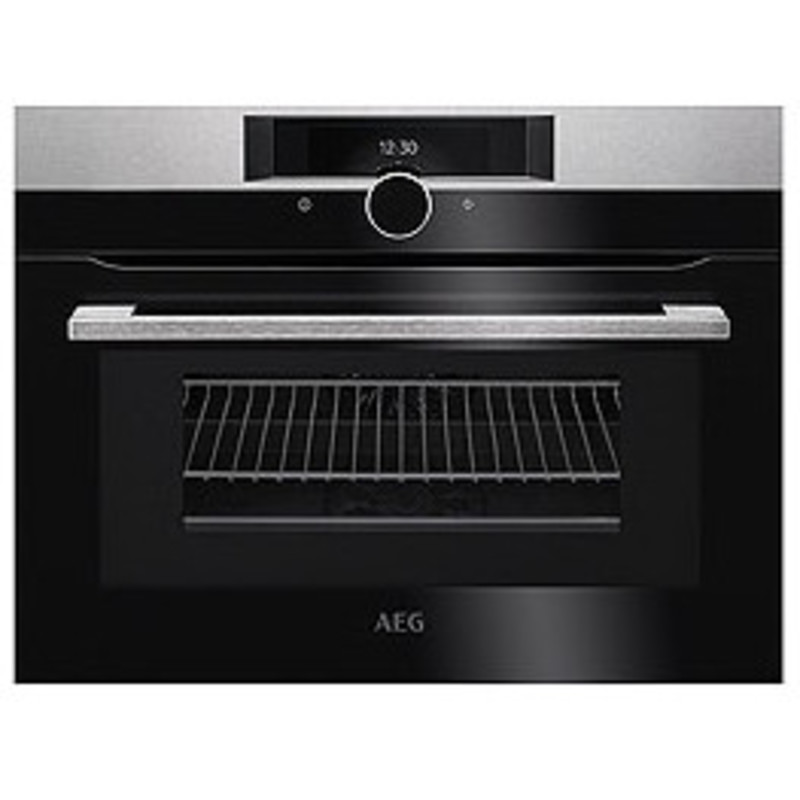 AEG H455xW594xD567 Compact Combination Microwave primary image