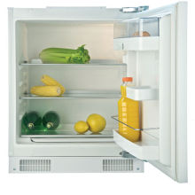 Hoover H820xW590xD540 Built-Under Integrated Fridge