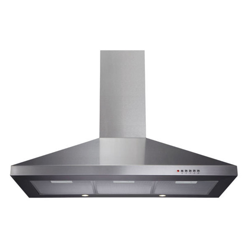 CDA H1020xW900xD500 Chimney Cooker Hood - Stainless Steel primary image