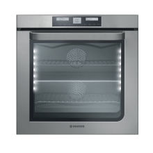 Hoover H595xW595xD566 78L Single Multi-Function Oven - Stainless Steel (Twin Option)
