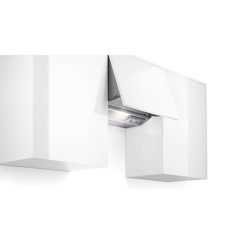 Bosch H380xW599xD280 Cooker Hood - Metallic Silver additional image 4
