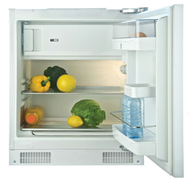 Hoover H820xW590xD543 Built-Under Integrated Fridge With Ice Box