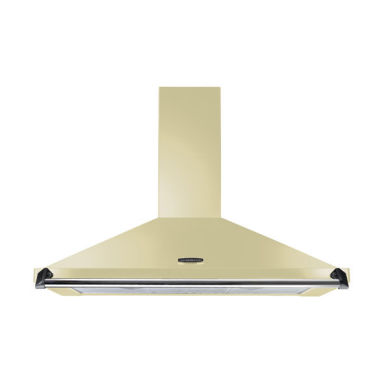 Rangemaster CLAHDC110CR/C Classic 1100mm Chimney Cooker Hood - Cream - CLAHDC110CR/C