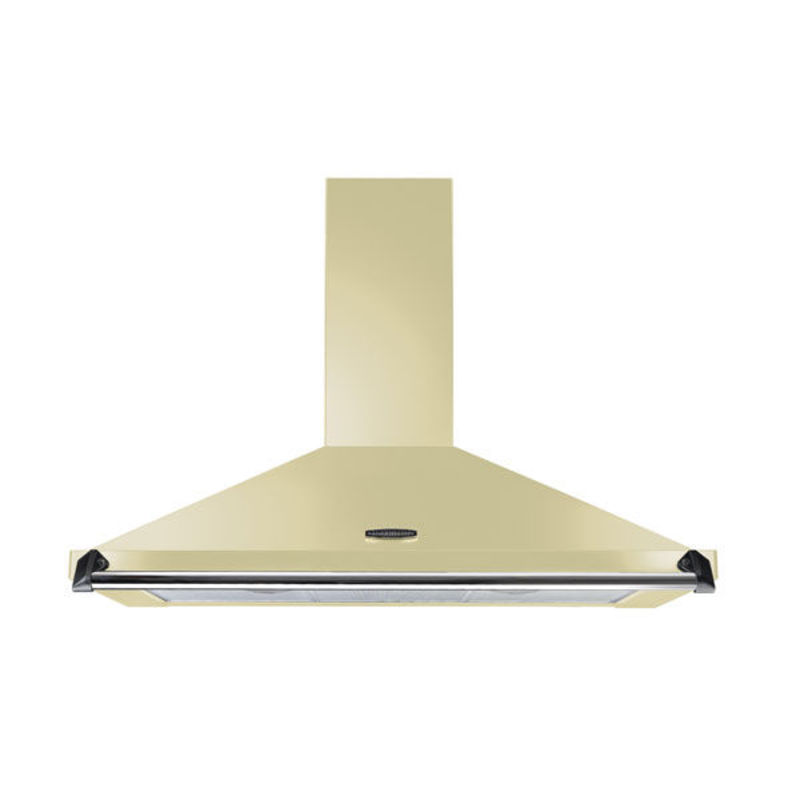Rangemaster CLAHDC110CR/C Classic 1100mm Chimney Cooker Hood - Cream - CLAHDC110CR/C primary image