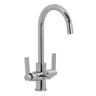 Zeus Filter Tap Chrome - High/Low Pressure